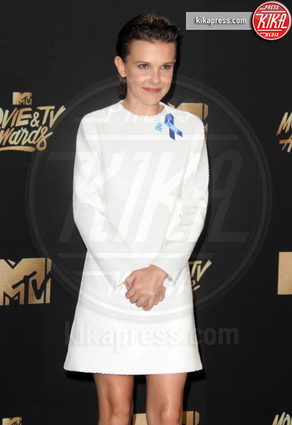 Millie Bobby Brown - Los Angeles - 08-05-2017 - Millie Bobby Brown è stata intervistata da Drew Barrymore
