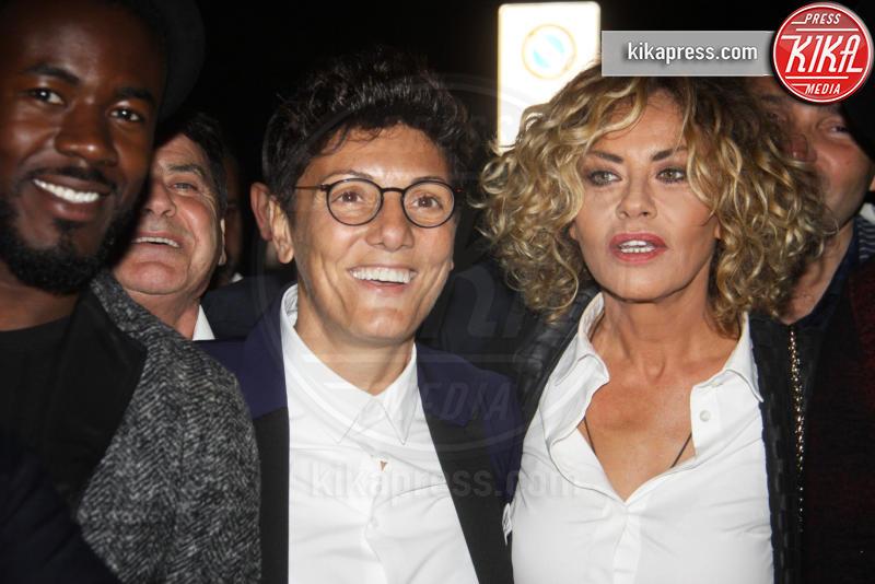 Imma Battaglia, Eva Grimaldi - Milano - 07-05-2017 - Imma Battaglia, la proposta di nozze da applausi a Eva Grimaldi