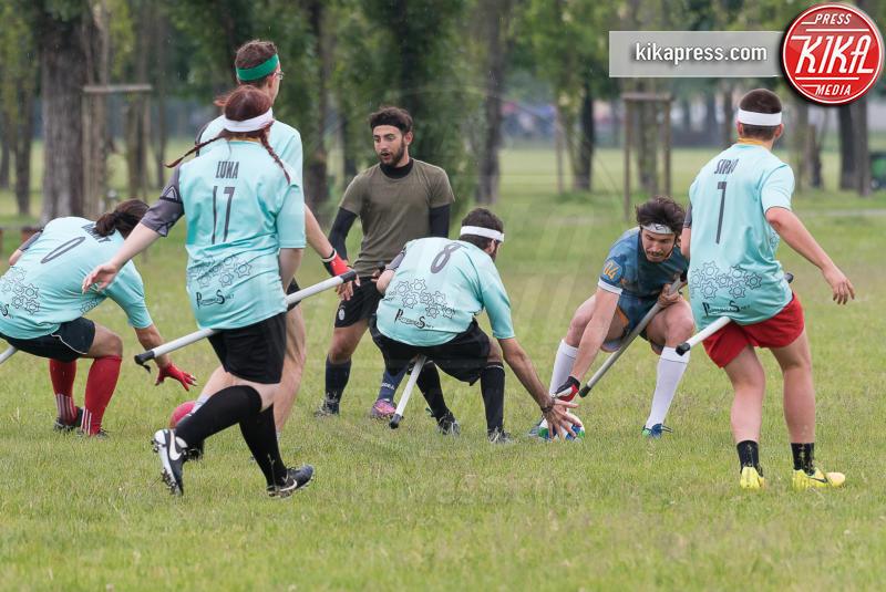 Milano Quidditch Day - Milano - 06-05-2017 - Lo sport di Harry Potter approda al Parco di Trenno