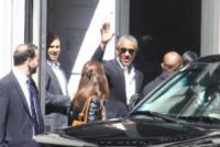 Barack Obama - Milano - 08-05-2017 - Barack Obama a Milano: bagno di folla per l'ex Presidente Usa