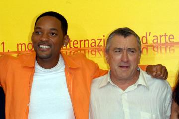 Robert De Niro, Will Smith - Venezia, ecco i vincitori.