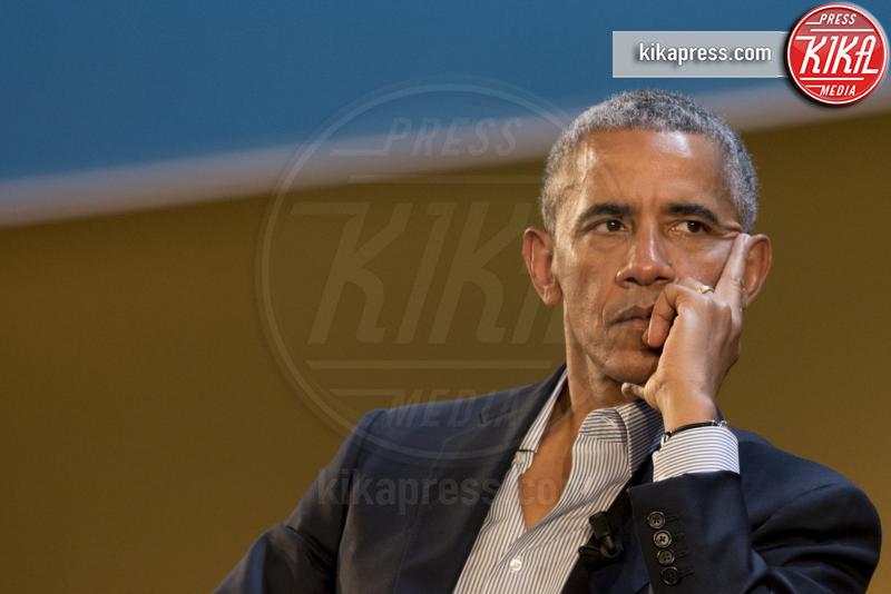 Barack Obama - Milano - 09-05-2017 - Milano: Barack Obama interviene al Seed&Chips