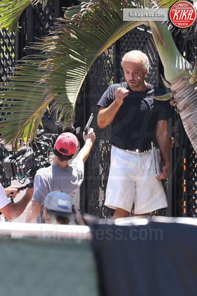 Edgar Ramirez - Miami Beach - 09-05-2017 - Penelope Cruz vestita a lutto nei panni di Donatella Versace