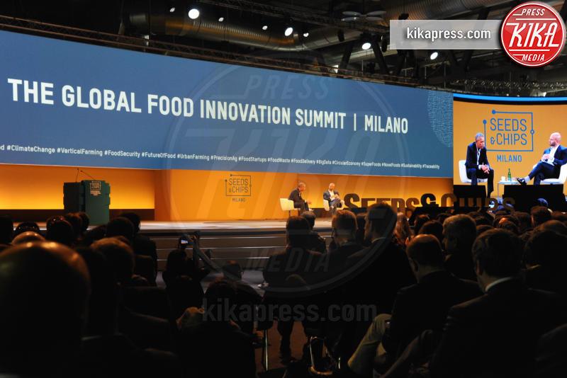 Barack Obama - Rho - 09-05-2017 - Milano: Barack Obama interviene al Seed&Chips