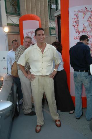 "Jim Caviezel - Giffoni - 14-07-2007 - Jim Caviezel ""porta la croce"" dopo la Passione di Cristo, niente piu' ruoli per lui"
