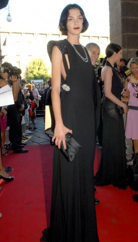 Maria Carla Boscono - Milano - 16-07-2007 - Maria Carla Boscono tra le 7 top protagoniste del calendario Pirelli