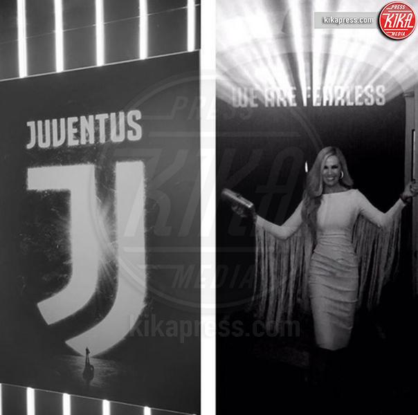 Federica Panicucci - Torino - 10-05-2017 - La Juve in finale di Champions: l'esercito delle sexy tifose vip