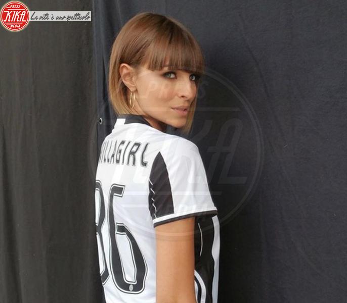 Cristina Chiabotto - Torino - 10-05-2017 - La Juve in finale di Champions: l'esercito delle sexy tifose vip