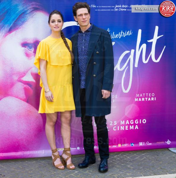 Matteo Martari, Matilde Gioli - Roma - 10-05-2017 - Matilde Gioli presenta a Roma 2Night