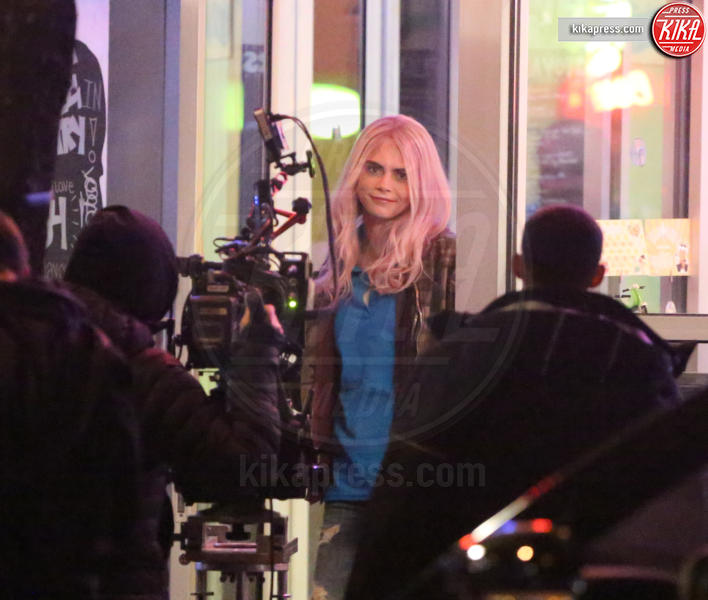 Cara Delevigne, Jaden Smith - Toronto - 10-05-2017 - Cara Delevingne, cos'hai fatto ai capelli?