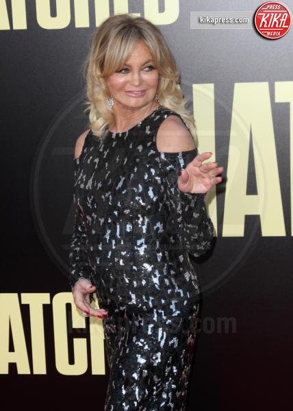 Goldie Hawn - Los Angeles - 10-05-2017 - Kate Hudson-Danny Fujikawa, public debut alla prima di Snatched