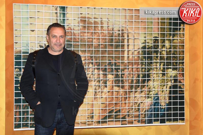 Maurizio Galimberti - Venezia - 10-05-2017 - Maria Grazia Cucinotta ospite del padiglione Malta alla Biennale