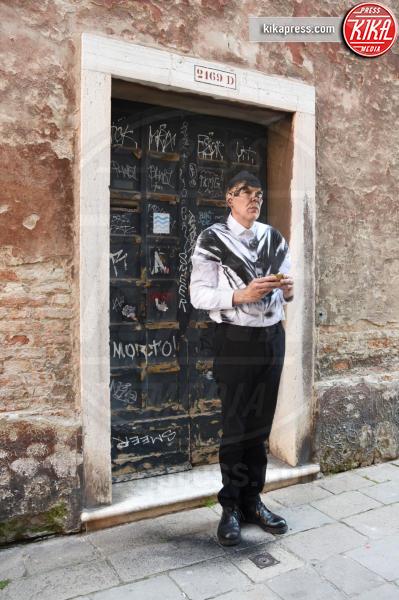 Arsenale - Venezia - 10-05-2017 - Maria Grazia Cucinotta ospite del padiglione Malta alla Biennale
