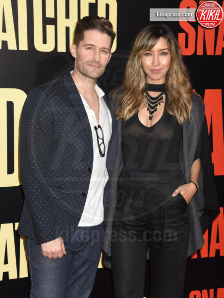Renee Morrison, Matthew Morrison - Westwood - 10-05-2017 - Kate Hudson-Danny Fujikawa, public debut alla prima di Snatched