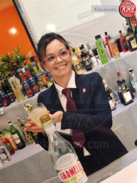 Irene Deiara - Aosta - 05-05-2017 - Irene Deiara: la miglior barlady d'Italia col cocktail Marisalv