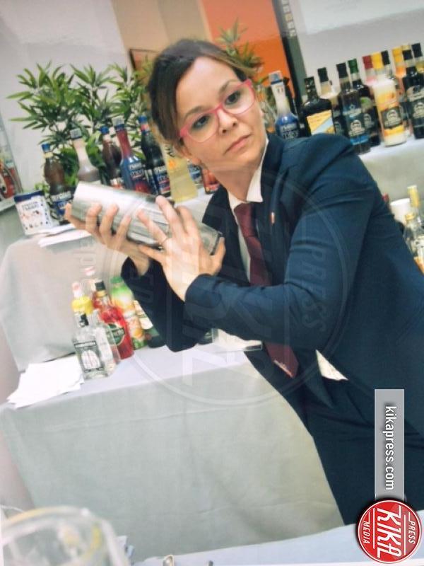 Irene Deiara - Aosta - 11-05-2017 - Irene Deiara: la miglior barlady d'Italia col cocktail Marisalv