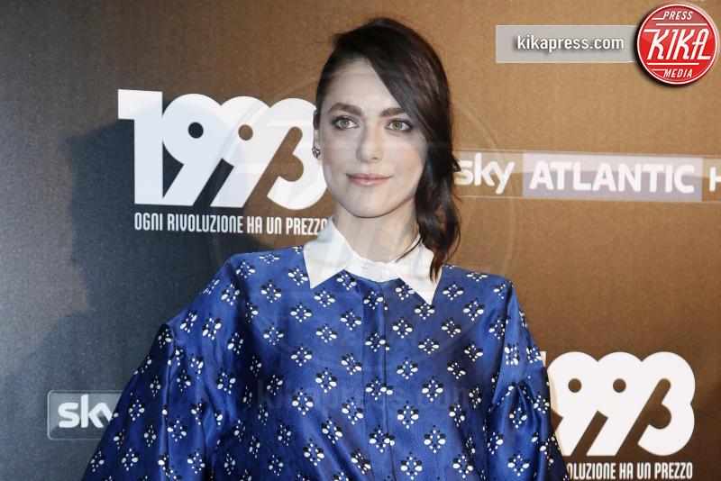 Miriam Leone - Milano - 11-05-2017 - 16 maggio: riparte su Sky 1993 Ogni rivoluzione ha un prezzo