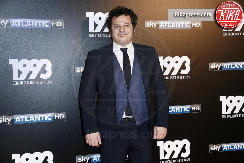 Antonio Gerardi - Milano - 11-05-2017 - 16 maggio: riparte su Sky 1993 Ogni rivoluzione ha un prezzo