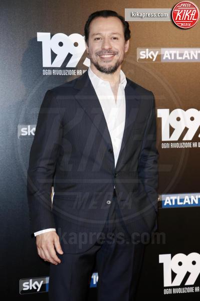 Stefano Accorsi - Milano - 11-05-2017 - 16 maggio: riparte su Sky 1993 Ogni rivoluzione ha un prezzo