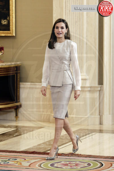 Letizia Ortiz - Madrid - 12-05-2017 - Letizia di Spagna, regina di stile con genio e... regolatezza!