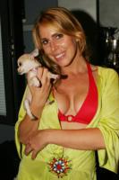 Guendalina Canessa - Il cane Pashmina - Lido di Camaiore - 18-06-2007 - Anche questo Capodanno la lingerie deve essere rossa