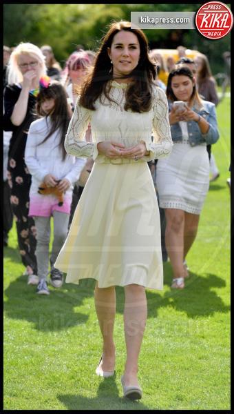 Kate Middleton - Londra - 13-05-2017 - Kate Middleton e Meghan Markle, stesso look, stesso stile!