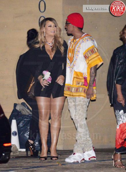 Mariah Carey, Nick Cannon - Malibu - 15-05-2017 - Blake Lively: pantaloni? No grazie, sotto la giacca... niente!