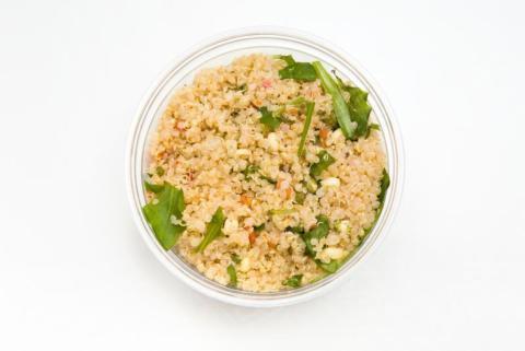 Quinoa salad - 16-05-2017 - Alla scoperta della dieta di Meghan Markle