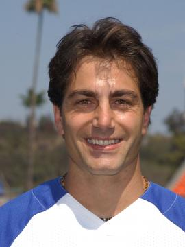 MICHAEL BERGIN - Hollywood - 13-08-2002 - Gli attori di Baywatch: com'erano ieri e come sono oggi
