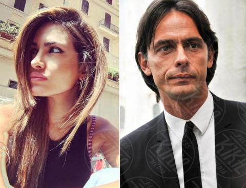 Rosa Perrotta, Filippo Inzaghi - 16-05-2017 - Da Uomini e Donne a Filippo Inzaghi: la nuova fiamma di Pippo