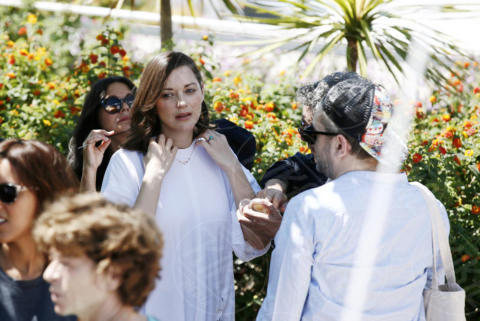 Marion Cotillard - Cannes - 17-05-2017 - Cannes 2017: Marion Cotillard in Les fantomes d'Ismael