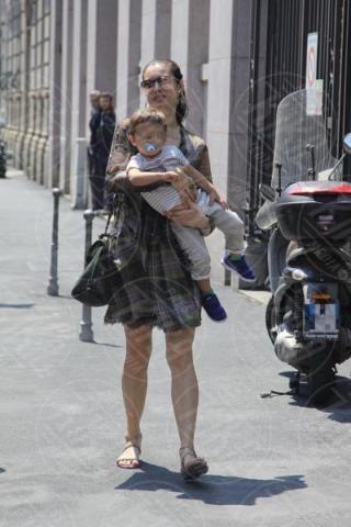 Gabrio Tullio Ramazzotti, Marica Pellegrinelli - Milano - 17-05-2017 - Marica Pellegrinelli, 29 anni d'amore con Eros e Gabrio