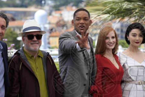 Jessica Chastain, Pedro Almodovar, Will Smith - Cannes - 16-05-2017 - Cannes 2017, le immagini della prima giornata