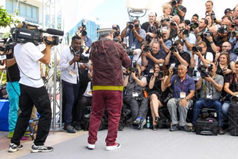 Pedro Almodovar - Cannes - 17-05-2017 - Cannes 2017, le immagini della prima giornata