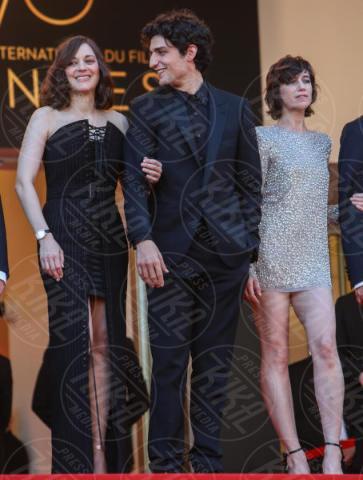 Louis Garrel, Charlotte Gainsbourg, Marion Cotillard - Cannes - 17-05-2017 - Cannes 2017, le immagini della prima giornata