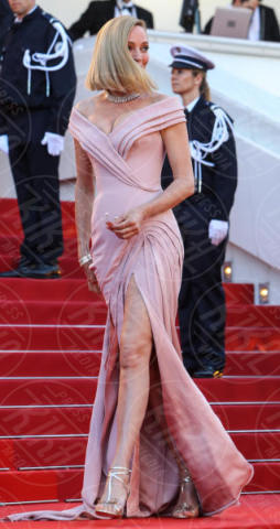 Uma Thurman - Cannes - 17-05-2017 - Cannes 2017: sul red carpet lo spacco spacca!