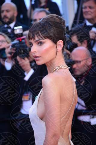 Emily Ratajkowski - Cannes - 17-05-2017 - Cannes 2017, le immagini della prima giornata