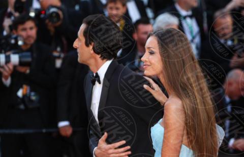 Lara Lieto, Adrien Brody - Cannes - 17-05-2017 - Cannes 2017, le immagini della prima giornata