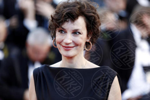 Jeanne Balibar - Cannes - 17-05-2017 - Cannes 2017: scollature, spacchi e trasparenze sul red carpet