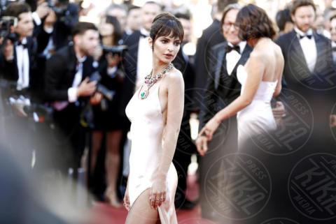 Emily Ratajkowski - Cannes - 17-05-2017 - Cannes 2017: sul red carpet no-bra... viva la libertà!