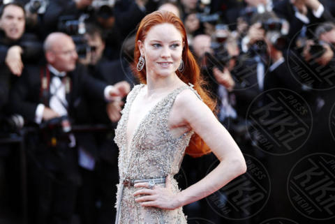 Barbara Meier - 17-05-2017 - Cannes 2017: scollature, spacchi e trasparenze sul red carpet