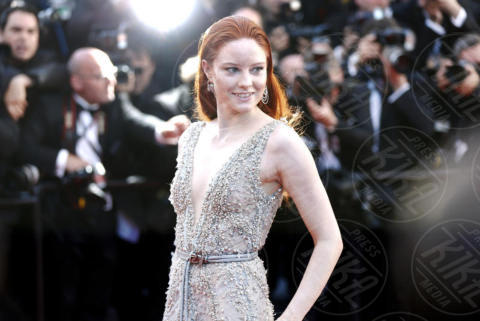 Barbara Meier - Cannes - 17-05-2017 - Cannes 2017: scollature, spacchi e trasparenze sul red carpet