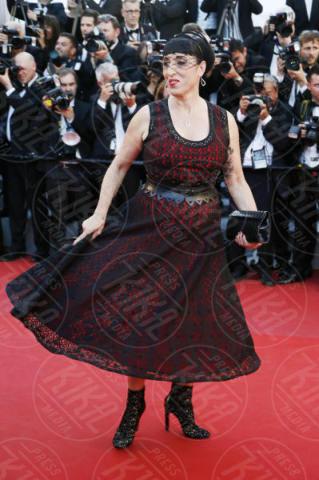 Rossy De Palma - Cannes - 17-05-2017 - Cannes 2017: scollature, spacchi e trasparenze sul red carpet