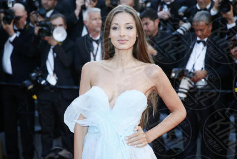 Lara Lieto - Cannes - 17-05-2017 - Cannes 2017: scollature, spacchi e trasparenze sul red carpet