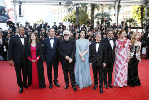 Giuria Cannes 2017 - Cannes - 17-05-2017 - Cannes 2017: scollature, spacchi e trasparenze sul red carpet