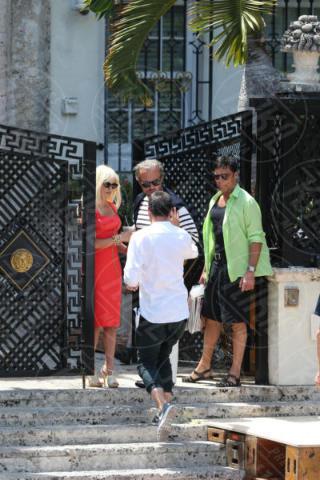 Gianni Versace, Penelope Cruz, Ricky Martin - Miami - 17-05-2017 - Penelope Cruz, la versione sexy di Donatella Versace