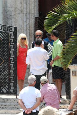 Gianni Versace, Penelope Cruz, Ricky Martin - Miami - 17-05-2017 - Gianni Versace moriva 20 anni fa: il ricordo della moda