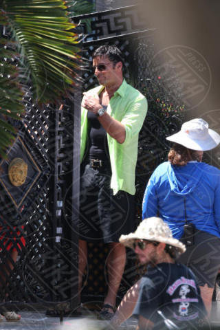 Ricky Martin - Miami - 17-05-2017 - Penelope Cruz, la versione sexy di Donatella Versace