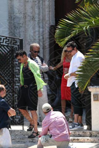Edgar Ramirez, Penelope Cruz, Ricky Martin - Miami - 17-05-2017 - Penelope Cruz, la versione sexy di Donatella Versace