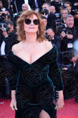 Susan Sarandon - Cannes - 17-05-2017 - Cannes 2017: gli stilisti sul primo red carpet
